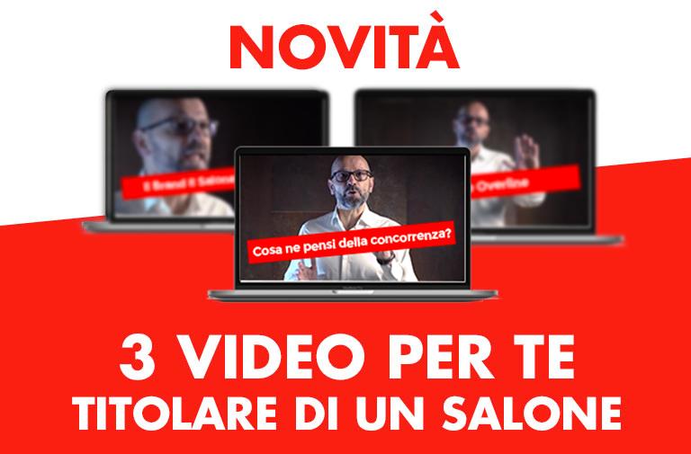 3 Video per Te